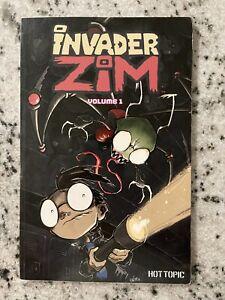 Invader Zim Vol. # 1 Hot Topic Oni Press Graphic Novel Comic Book TPB 1st P J593