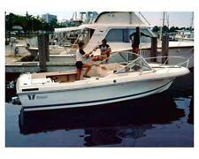 1983 Wellcraft V-20 Step-Lift Power Boat Photo Poster zuc8194