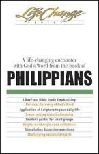Philippians (LifeChange Series) by Nav Press, Good Book
