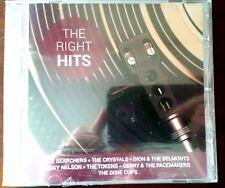 v)CD - The Right Hits - Tom Jones, Sister Sledge, Darin, Tokens, Nelson, Neuf -
