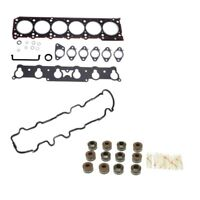 Mercedes W124 R129 190E 260E 300E Elring Klinger Head Gasket Set Kit