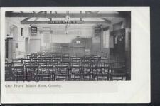 Warwickshire Postcard - Grey Friar's Mission Room, Coventry    RS16063