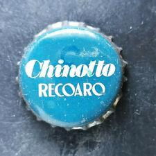 Recoaro chinotto tappo corona bibite bottle cap chapa Kronkorken capsule