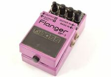 Boss BF-3 Flanger Guitar Effect Pedal BF3 BF 3 With Tracking Number F/S