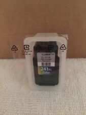 Genuine Canon CL-241 XL Color Ink - FAST SHIP - New,Sealed - Without Retail Box