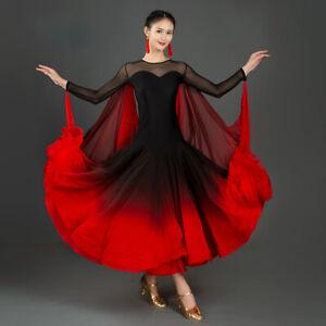 NEU Latino salsa Kleid TanzKleid Standard LatinaKleid Latein Turnierkleid#C056
