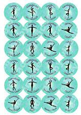 24 Dance Reward Sticker, For Ballet Class - Great Work, Well Done, Barre, Pointe