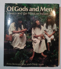 Of Gods and Men: Mexico and the Mexican Indian (1980) Vintage Hardcover