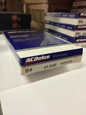 ACDelco 41-940 Platinum Spark Plugs Set of 8