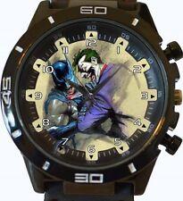 Batman Vs Joker New Gt Series Sports Unisex Gift Watch