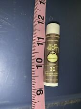 Sun Bum Sunscreen Coconut Lip Balm Broad Spectrum Spf 30 With Aloe & Vitamin E