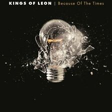 KINGS OF LEON - BECAUSE OF THE TIMES: CD ALBUM (2007)