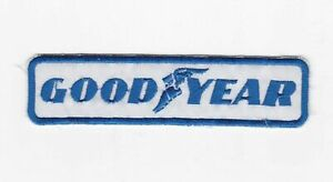 Vintage GOODYEAR Overall Patch