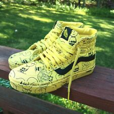 4771f029 VANS Skate Shoes Yellow Athletic Shoes for Men for sale   eBay