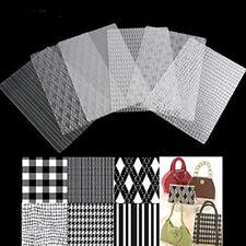 6 Pcs Texture Mat Bag Texture Sheet Cake Decoration Fondant Mold Baking Tool DIY