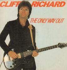 """Cliff Richard (80's)(7"""" Vinyl P/S)The Only Way Is Out-EMI-EMI 5318-UK-Ex/Ex"""
