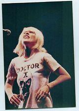 "BLONDIE Debbie Harry Doctor X unofficial photo 5x3"" - hands on hips"