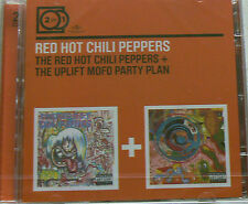 RED HOT CHILI PEPPERS + THE UPLIFT MOFO PARTY PLAN (CD x2)  NEUF SCELLE
