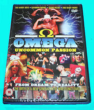 OMEGA - UNCOMMON PASSION - DVD - NEW IN SEALED BOX