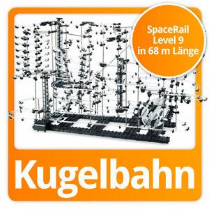 SpaceRail Kugelbahn Space Rail Murmelbahn Spacewarp Level 1 2 3 4 5 6 7 8 9