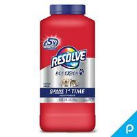 Resolve Pet Formula Carpet Cleaner Moist Powder 18 oz