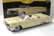 1:18 SunStar Lincoln Continental MKIII Convertible ´58 NEW bei PREMIUM-MODELCARS