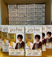 Harry Potter Wand Mini Die Cast Collectible New Unopened Box Figure - 50% OFF 4+