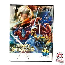 Crossed Swords Snk AES Neo Geo System Japan