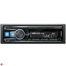 ALPINE UTE-62BT DIGITAL MEDIA RECEIVER IN-DASH FM MP3 USB BLUETOOTH CAR STEREO