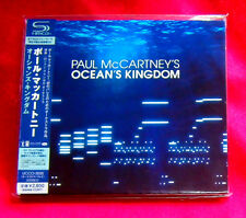 Paul Mccartney Ocean's Kingdom SHM CD JAPAN UCCO-3035