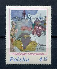 35899) POLAND 1975 MNH** Lodz by Strzeminski 1v.Scott# 2131