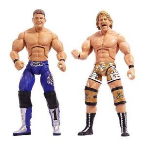 AJ STyles & Jeff Jarrett TNA Wrestling Cross the Line Series 2 Action Figure Set