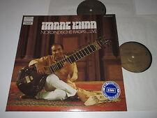 2 LP/IMRAT KHAN/NORDINDISCHE RAGAS LIVE/harmonia mundi 151-99805/06/NEAR MINT