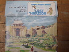 SYBEL 8000: Burt Bacharach - Lost Horizon - 1973 LP