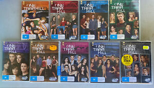 One Tree Hill - Complete DVD Series Seasons 1-9 - New and Sealed - R4