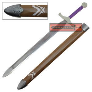 Legend of Zelda Sword Breath of the Wild Steel Full Tang Soldier Broadsword