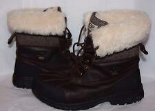 Ugg Butte Stout Leather boots Men's size 10.5 D