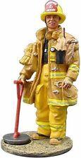 Del Prado 1/32 Figure Fireman - firedress -Los Angeles -USA- 2002 BOM098