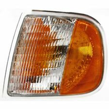For F-150 97-03, CAPA Driver Side Corner Light, Clear and Amber Lens