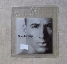 "CD AUDIO MUSIQUE/ QUENTIN ELIAS ""ALWAYS THE LAST TO SAY GOODBYE"" 6T CDS 2002 POP"