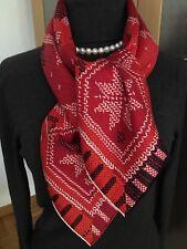 Hermès Carré AU COIN DU FEU Tuch SilkScarf Foulard Schal Seidentuch Rybaltchenko