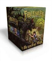 Fablehaven Complete Set, Paperback by Mull, Brandon; Dorman, Brandon (ILT), B...
