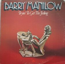 BARRY MANILOW - TRYIN' TO GET THE FEELING  - LP - (original innersleeve)