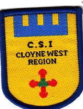 Boy Scout Badge Ext CLOYNE WEST REGION CSI IRELAND