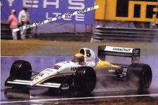 9x6 Photograph, Roberto Moreno  Coloni-Cosworth C3, Canadian GP Montreal 1989