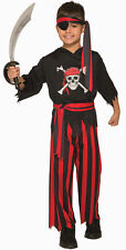 Pirate Matey Boys Child Costume NEW