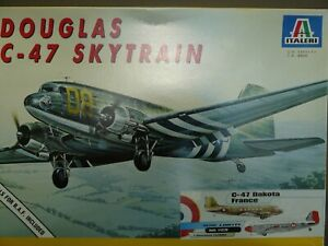 Maquette Avion 1/72 Italeri Ref 1127F Douglas C-47 Skytrain Limited Edition