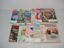 Lot of 11 Good Housekeeping Magazines