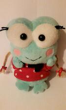 "TOY-001588 Little Buddy Super Mario Bros Toad Blu Peluche 8/"" ESCLUSIVA-NUOVO"