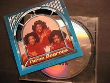 "THREE DEGREES ""TIE U UP"" - CD"